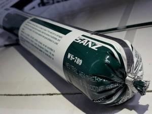 Герметик SANZ WS-789 рекомендации по использованию