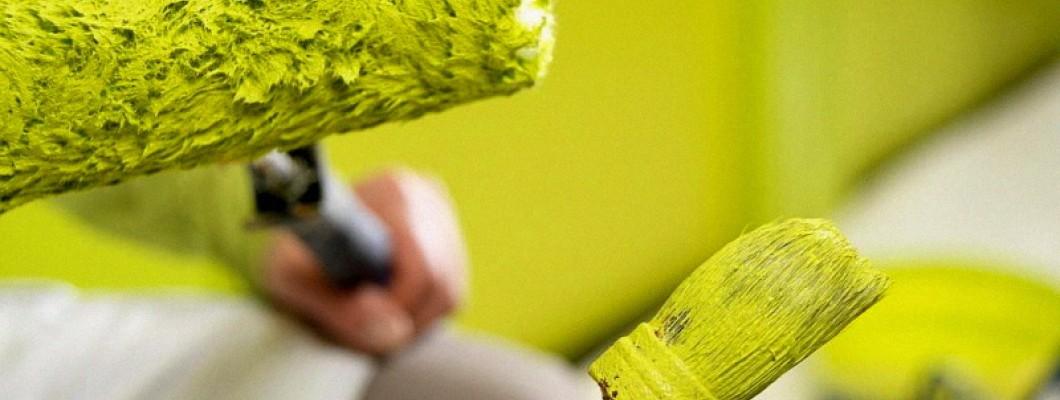 Кисть или валик – что выбрать при покраске?
