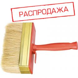 Кисть макловица МИНИ 30х100 мм, пласт.ручка (арт. 060-181-10)