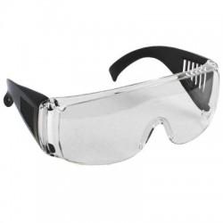 Очки защитные с дужками прозрачные FIT 12218