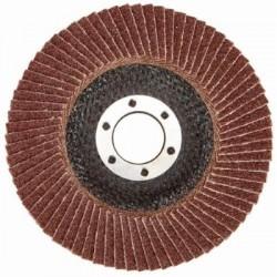 Круг лепестковый шлифовальный Кратон 125 мм Р40-А