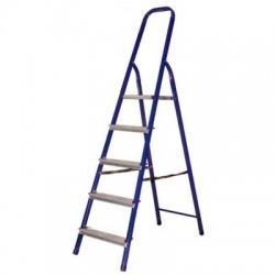 Лестница-стремянка 40х20 стальная 5-ти ступенчатая М8405 (105 см)