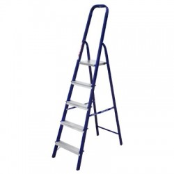 Лестница-стремянка 30х20 стальная 3-х ступенчатая 8303 (60 см)