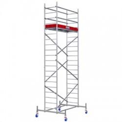 Вышка строительная ПСРВ 1,2 х 2,0 (h=10/8,7 м)