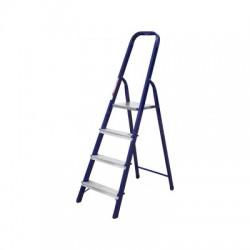 Лестница-стремянка 40х20 стальная 4-х ступенчатая М8404 (82 см)