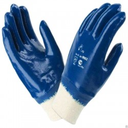 Перчатки МБС с полным нитриловым покрытием