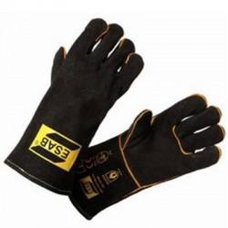 Перчатки спилковые ESAB Heavy duty BLACK